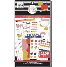 Me & My Big Ideas Happy Planner Sticker Value Pack - Fresh Start 1109