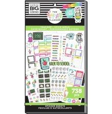 Me & My Big Ideas Happy Planner Sticker Value Pack - Stick Girl 738
