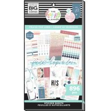 Me & My Big Ideas Happy Planner Sticker Value Pack - Praise The Lord