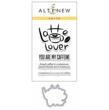 Altenew Stamp & Die Bundle - Latte