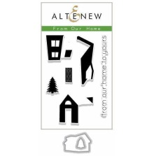 Altenew Stamp & Die Bundle - From Our Home