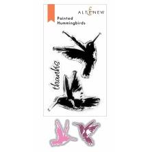 Altenew Stamp & Die Bundle - Painted Hummingbirds