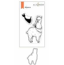 Altenew Stamp & Die Bundle - Alpaca