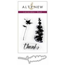 Altenew Stamp & Die Bundle - Lavender Bud