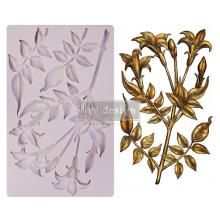 Prima Redesign Mould 5X8 - Lily Flowers