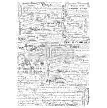 Prima Re-Design Mulberry Tissue Paper 19x30inch -  Zoey