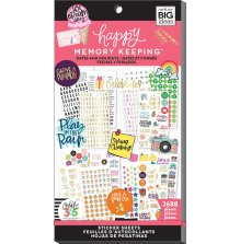 Me & My Big Ideas Happy Planner Sticker Value Pack - Dates & Holidays