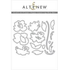 Altenew Die Set Craft A Flower - Poppy Layering