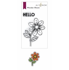 Altenew Stamp & Die Bundle - Wonder Bloom