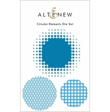 Altenew Die Set - Circular Elements