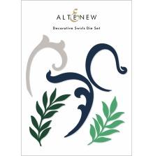 Altenew Die Set - Decorative Swirls