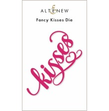 Altenew Die Set - Fancy Kisses