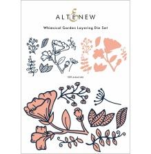Altenew Die Set - Whimsical Garden Layering
