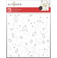 Altenew Stencil 6X6 3/Pkg - Terrazzo Tile