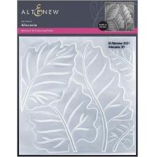 Altenew Embossing Folder - Alocasia 3D