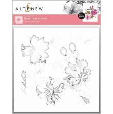 Altenew Stencil 6X6 3/Pkg - Bitterroot Flower Layering