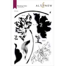Altenew Clear Stamps 6X8 - Blooming Tulips