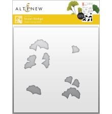 Altenew Stencil 6X6 - Sweet Ginkgo