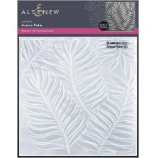 Altenew Embossing Folder - Areca Palm 3D