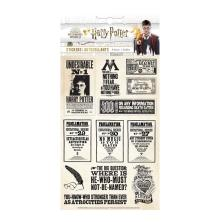 Paper House Harry Potter Stickers 4/Pkg - Papers & Proclamations