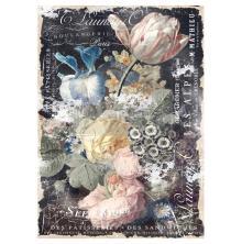 Prima Re-Design Decoupage Tissue Paper 19X30 - Bridgette