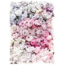 Prima Re-Design Decoupage Tissue Paper 19X30 - Esmee