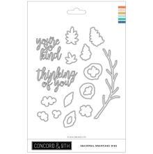 Concord & 9th Dies - Seasonal Branches