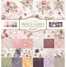 Maj design 12X12 Collection Pack - Tropical Garden