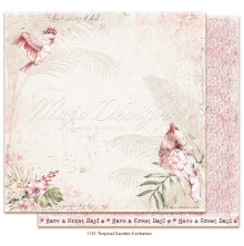 Maja Design Tropical Garden 12X12 - Cockatoo