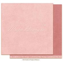Maja Design Monochromes 12X12 Shades of Tropical - Hibiscus