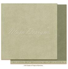 Maja Design Monochromes 12X12 Shades of Tropical - Monstera