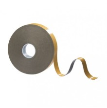 Stix2 Jumbo Roll of Double Sided Foam Tape 15mmx3mmx20meter - Black