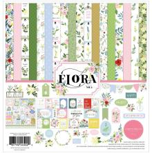 Carta Bella Collection Kit 12X12 - Flora No. 4
