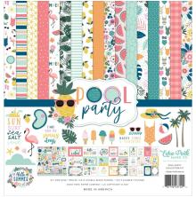 Echo Park Collection Kit 12X12 - Pool Party