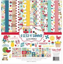 Echo Park Collection Kit 12X12 - A Slice Of Summer