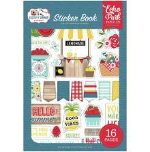 Echo Park Sticker Book - A Slice Of Summer