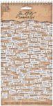 Tim Holtz Idea-Ology Chitchat Stickers 1088/Pkg