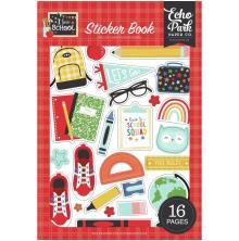 Echo Park Sticker Book - I Love School