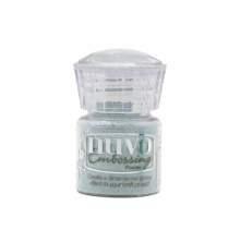 Tonic Studios Nuvo Glitter Embossing Powder - Snow Crystal 621N