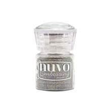 Tonic Studios Nuvo Glitter Embossing Powder - Twinkling Tinsel 592N