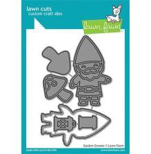 Lawn Fawn Dies - Garden Gnome