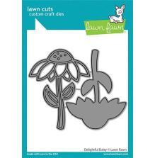 Lawn Fawn Dies - Delightful Daisy