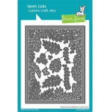 Lawn Fawn Dies - Tropical Leaves Backdrop