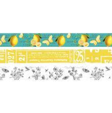 Simple Stories Washi Tape 3/Pkg - SV Lemon Twist
