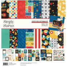 Simple Stories Collection Kit 12X12 - Family Fun