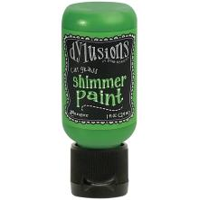 Dylusions Shimmer Paint 29ml - Cut Grass