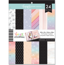 Me & My Big Ideas BIG Pre-Punched Cardstock - Muted Colors