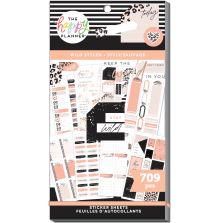 Me & My Big Ideas Happy Planner Stickers Value Pack - Wild Styled 709