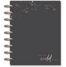 Me & My Big Ideas Happy Planner CLASSIC Guided Journal - Wild Styled