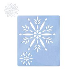 Sizzix Thinlits Dies - Cut-Out Snowflakes